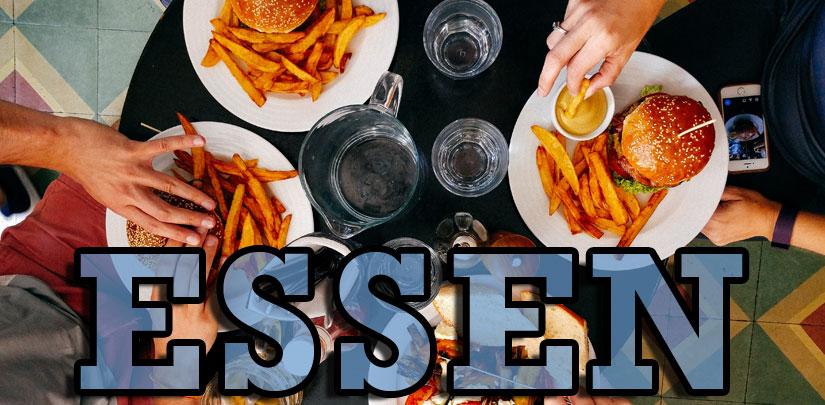 Essen (to Eat)